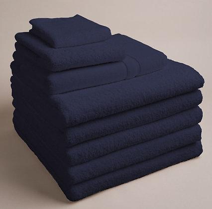 470GSM Bath Towel (Navy Blue)