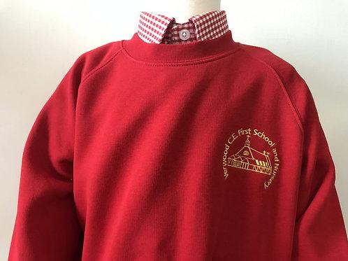 Verwood C E First School Sweatshirt