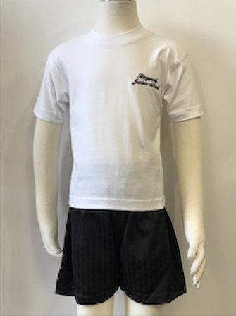 Ringwood Junior School White PE T-Shirt