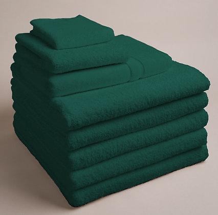 470GSM Hand Towel (Dark Green)