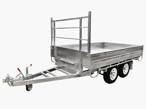 10x6.3 Flat Top / Flat Bed Trailer