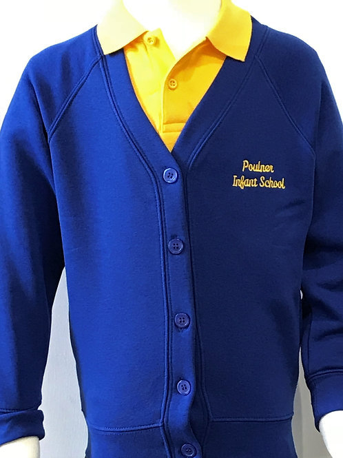 Poulner Infant School Cardigan
