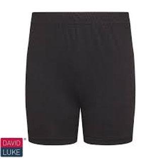 Black Gym Shorts