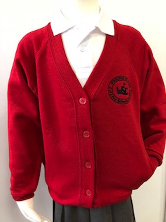 Wimborne St Giles First School Cardigan