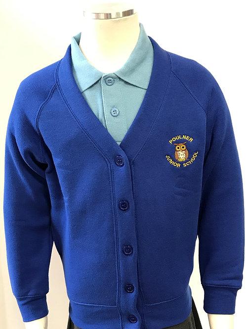 Poulner Junior School Cardigan