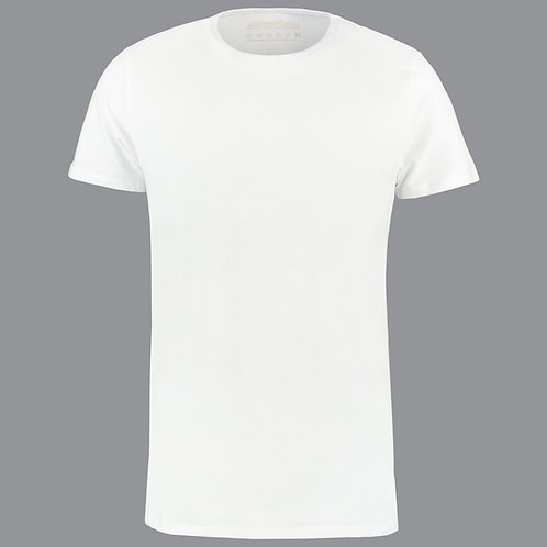 Poulner Infant School Plain White PE T-Shirt