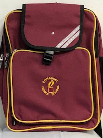 Emmanuel Middle School Backpack