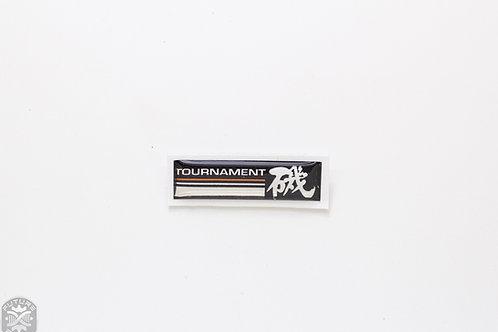 Daiwa Domed Side Stickers