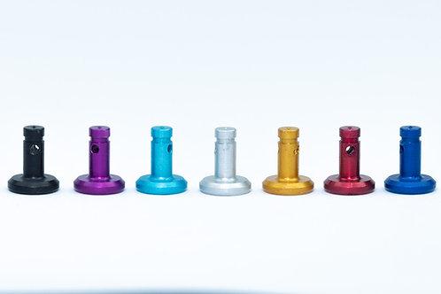 Coloured Aluminium Custom Line Clip