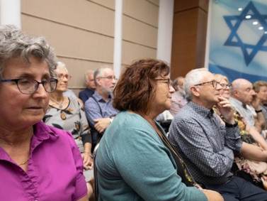 "Israel House is backing tourism - the group ""Jewish Journey from Europe"" is in Georgia."