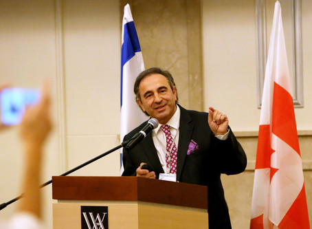 Itsik Moshe: 200 Thousand Tourists Will Come From Israel During This Year, That Will Add 200 Million