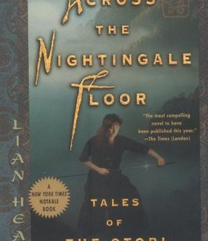 Sunday Reading - Across the Nightingale Floor