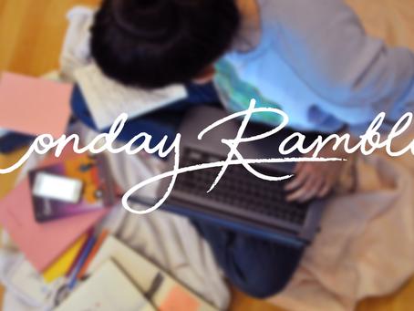 Monday Rambling - Lending Books and Neurosis