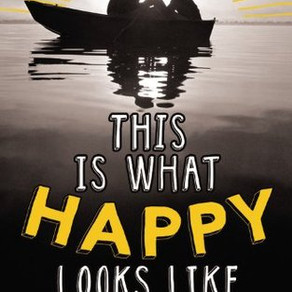 Sunday Reading - This Is What Happy Looks Like