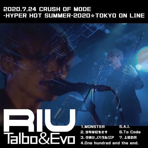 2020.7.24 RIU LIVE(DVDR)