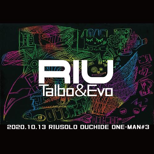 2020.10.13 RIUSOLO OUCHIDE ONE-MAN#3