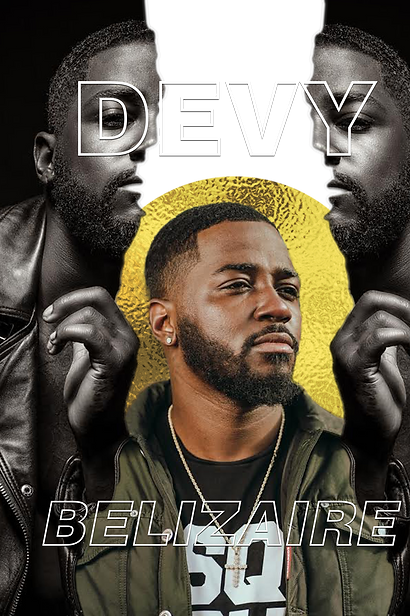 Devy Belizaire EPK Front Cover-Recovered