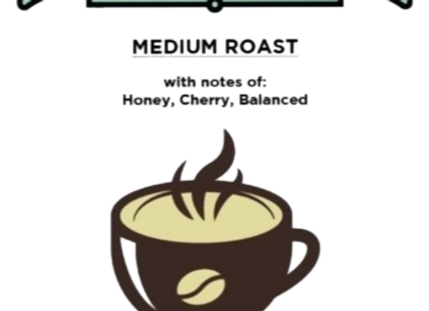 16 oz  Colombian Supremo Ground Coffee