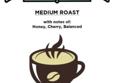 (2) 12 oz Medium Roast Colombian Supremo Coffee