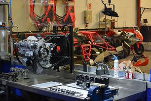 taller piezas alto rendiemiento moto herramienta moto coche culta bloque motor sergio motosport