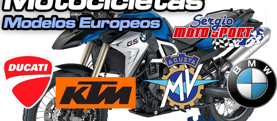 Reprogramacion de motocicletas de marca Europea