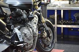 moto elevador motor honda dico freno taller reparacion