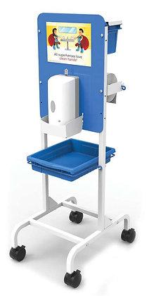 Copernicus Single Student Hand Sanitizer Station - Premium Model