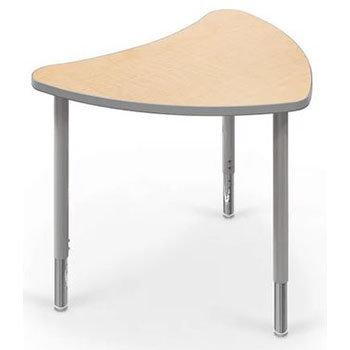 MooreCo Hierarchy Chevron Desk & Table