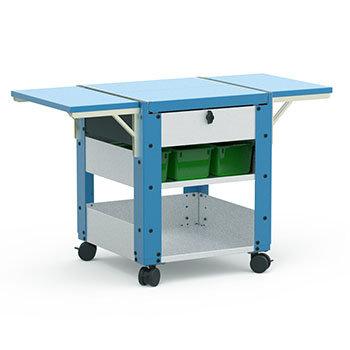 Spectrum Builder Cart