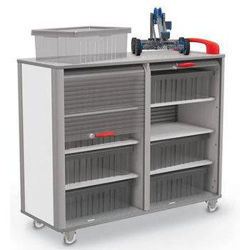MooreCo Makerspace VEX Robotics Storage Cart