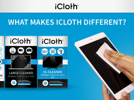 iCloth | WHAT MAKES ICLOTH DIFFERENT?