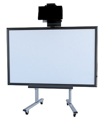 ProLift G5W Whiteboard & Projector Mobile Stand