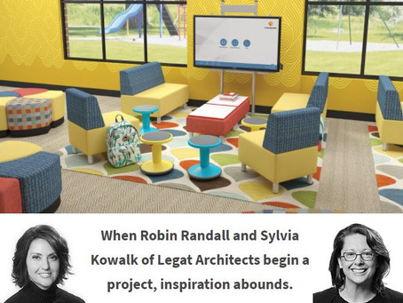 MooreCo | TWO DESIGNERS REVEAL THEIR PROCESS FOR CREATING INSPIRED CLASSROOMS