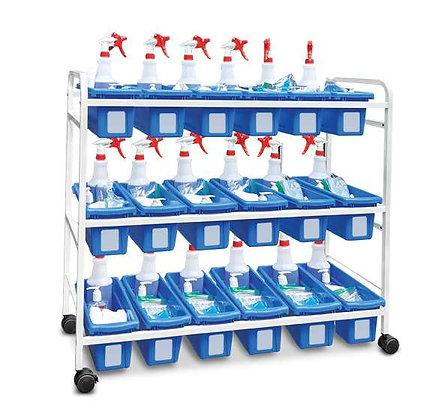 Copernicus Personal Storage Tub Cart – Base Model