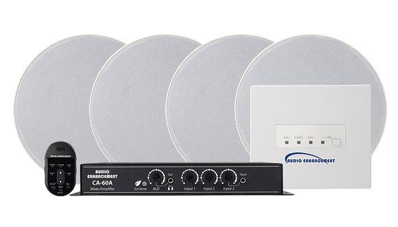 Audio Enhancement Installed Audio Solution