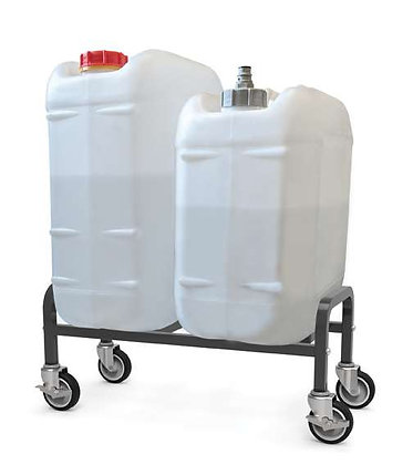 Copernicus Portable Sink Tank Kit with Dolly