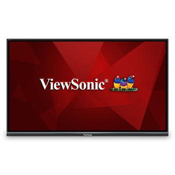 "ViewSonic® ViewBoard® IFP7550 - 75"" Display"