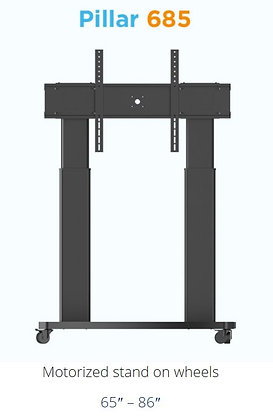 HoverCam Pillar 685 IFP Mobile Stand