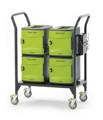 Copernicus Tech Tub2® Modular Cart- holds 24 devices