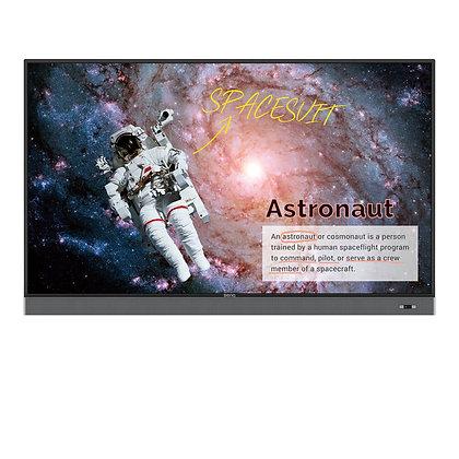 "BenQ 4K UHD 75""Education Interactive Flat Panel Display | RM7502K"