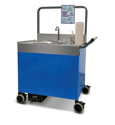 "Copernicus Portable Sink Grades 6+ Counter Height 34 1/2""- Base Model"