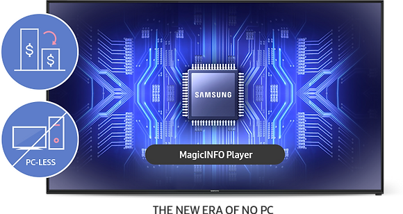 Samsung MagicINFO™ Digital Signage Player