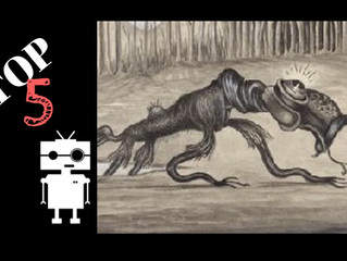 Top 5: Weird Creatures (That May Exist)