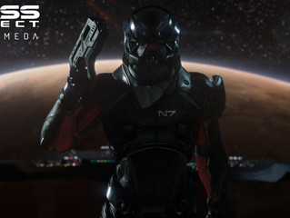 ANNOUNCED: Mass Effect Andromeda