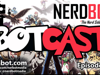 The BotCast Episode 6 - Pokemon Go, Independance Day 4, Cosplay, Gaming