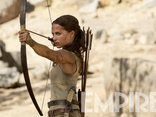 Tomb Raider Movie Potentially Not Terrible