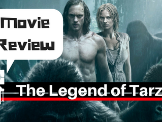 Tarzan Needs More Apes and Abs