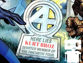 Death of the Fantastic Four, Death of My Childhood, and an Accursed Raccoon