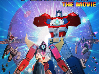 Transformers: The Movie gets a Blu-ray release!