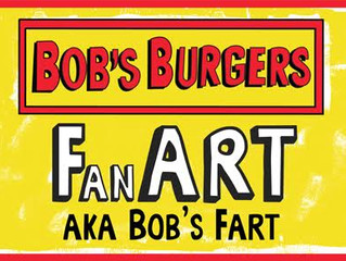 Artsy Fartsy: Get Your Art in Bob's Burgers